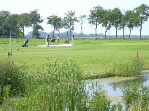Golfbaan contact